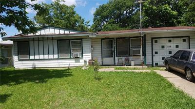 Mesquite Single Family Home For Sale: 201 Darien Drive