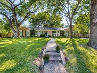 Single Family Home For Sale: 3822 Martha Lane