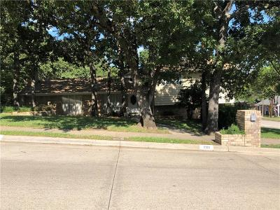Bedford Single Family Home Active Option Contract: 1000 Wade Drive