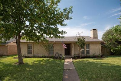 Carrollton Single Family Home For Sale: 2016 Lyon Court