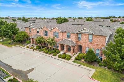 Mckinney Townhouse Active Option Contract: 575 S Virginia Hills Drive #1103