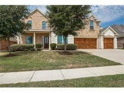 Cedar Hill Single Family Home For Sale: 743 Bee Creek Drive