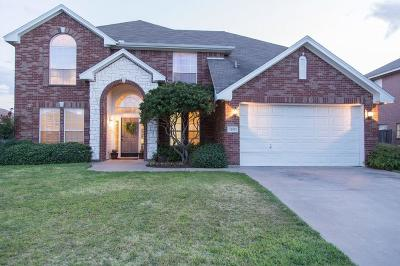 Burleson Single Family Home For Sale: 843 Jessica Drive