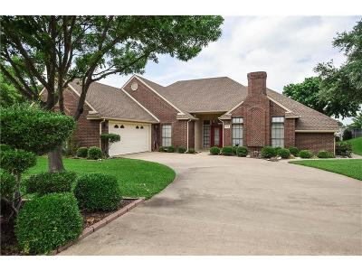 Parker County, Tarrant County, Hood County, Wise County Single Family Home For Sale: 2415 Pebble Drive