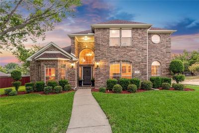 Flower Mound Single Family Home Active Option Contract: 2029 Woodland Boulevard