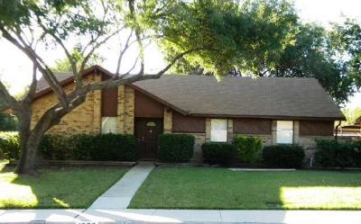 Lewisville Residential Lease For Lease: 1806 Tucson Drive