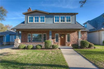 Fort Worth Single Family Home For Sale: 5628 Pershing Avenue