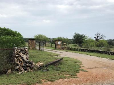 Palo Pinto County Farm & Ranch For Sale: 1149 Jowell Creek Drive