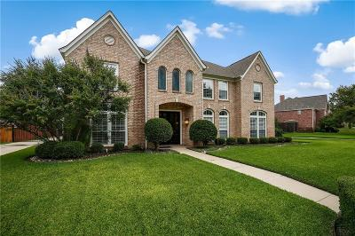 Coppell Single Family Home For Sale: 660 W Peninsula Drive