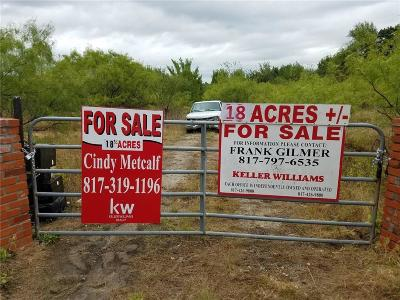Burleson Residential Lots & Land For Sale: 2745 E Renfro Street