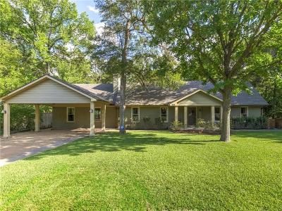 Dallas Single Family Home Active Option Contract: 732 Rainbow Drive