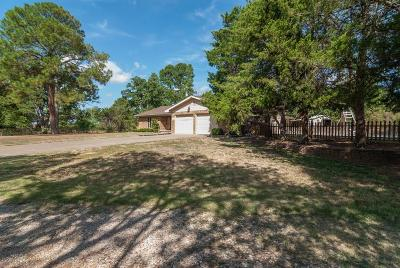 Cleburne Single Family Home Active Kick Out: 3701 Northcrest Drive