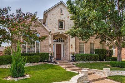 Frisco Single Family Home For Sale: 10569 Whispering Pines Drive