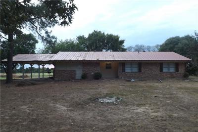 Canton Single Family Home For Sale: 6622 State Highway 198