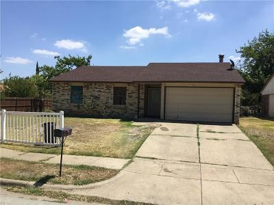 Forest Hill Single Family Home For Sale: 7329 Stonewall Road