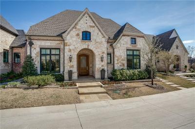 Dallas Single Family Home For Sale: 18 Abbey Creek Way
