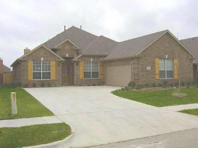 Grand Prairie Single Family Home For Sale: 5440 Brazoria Drive