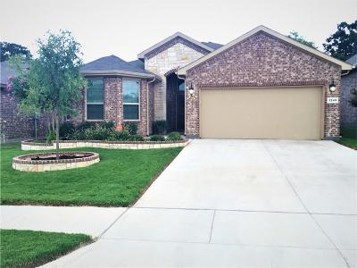 Weatherford Single Family Home For Sale: 1249 Glen Court