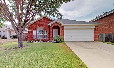 Corinth Single Family Home For Sale: 3110 Palos Verdes Drive