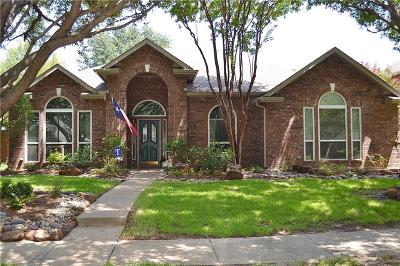 Coppell Single Family Home For Sale: 128 Branchwood Trail
