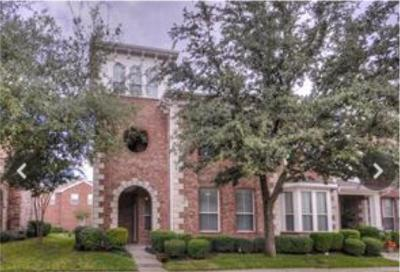 Lewisville TX Townhouse For Sale: $260,000