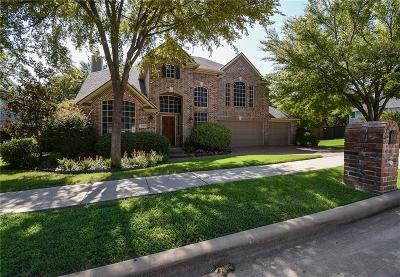 Mckinney Single Family Home For Sale: 500 Lake Village Drive