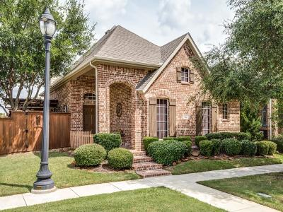 Frisco Single Family Home For Sale: 7764 Lancaster Gate