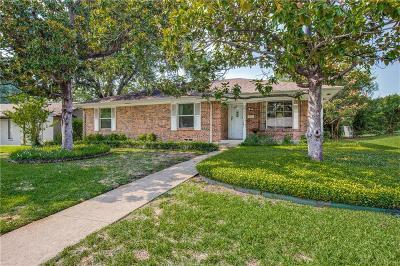 Single Family Home For Sale: 6553 Kingsbury Drive