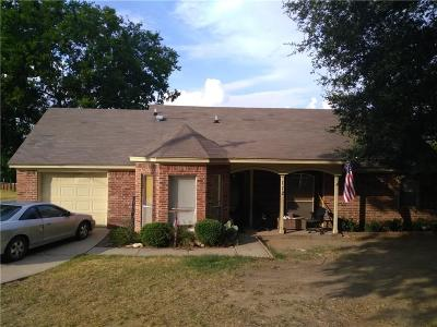Weatherford Single Family Home For Sale: 112 Lakeview Terrace