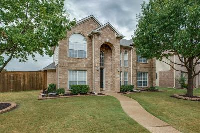 Carrollton Single Family Home Active Option Contract: 3805 Legacy Trail