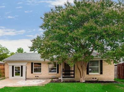 Dallas Single Family Home For Sale: 11106 Tascosa Street