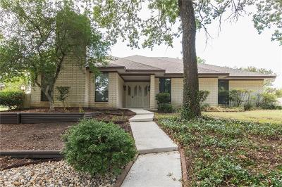 Sherman Single Family Home For Sale: 4512 Woodlawn Road