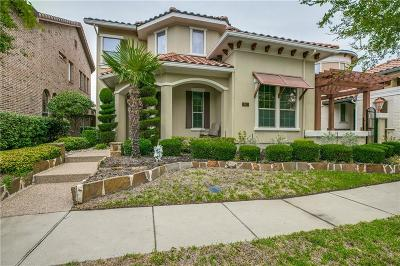 Irving Single Family Home For Sale: 841 Terraza