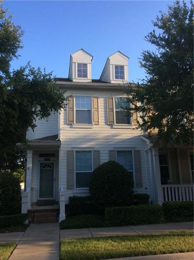 North Richland Hills Residential Lease For Lease: 8020 Caladium Drive