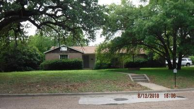 Mineral Wells TX Single Family Home For Sale: $57,500