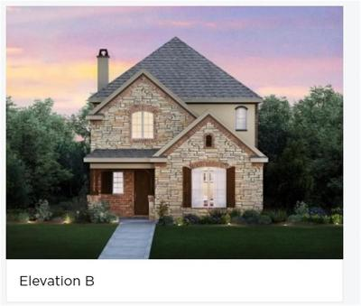 Allen Single Family Home For Sale: 808 Davids