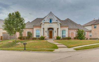 Frisco Single Family Home For Sale: 5401 Golden Sunset Court