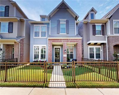 Dallas Townhouse For Sale: 1151 Manacor Lane