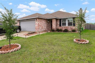 Wylie Single Family Home For Sale: 607 Hanceville Way