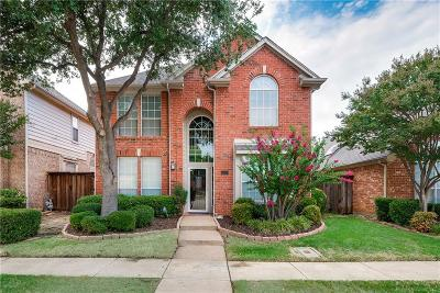 Irving Single Family Home For Sale: 221 Moss Hill Road