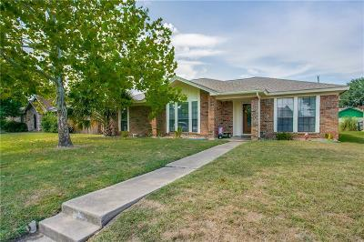 Wylie Single Family Home For Sale: 1307 Sheppard Lane
