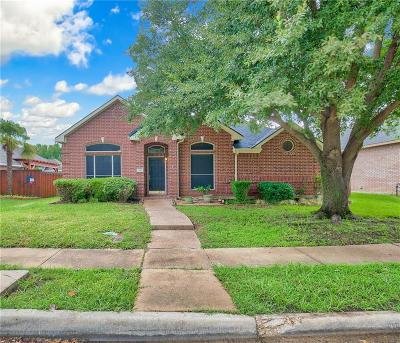 Lewisville Single Family Home For Sale: 1161 Valley Oaks Drive