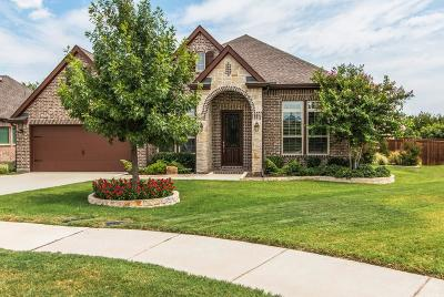 Flower Mound Single Family Home For Sale: 5600 Baybreeze Drive