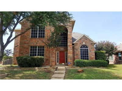 Lewisville Residential Lease For Lease: 1100 Raleigh Drive