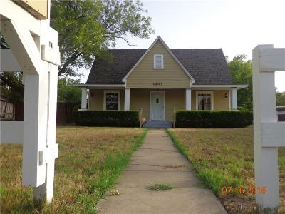 Comanche County, Eastland County, Erath County, Hamilton County, Mills County, Brown County Residential Lease For Lease: 1203 8th Street