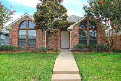 Lewisville Single Family Home For Sale: 1412 Stella Drive