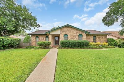 Mesquite Single Family Home For Sale: 3226 Wichita Drive