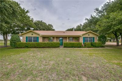 Kaufman Single Family Home For Sale: 3391 E State Highway 243