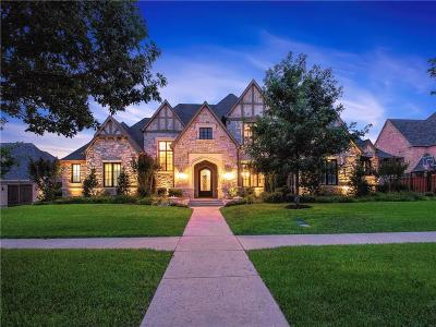 Colleyville Single Family Home For Sale: 2206 Carlisle Avenue