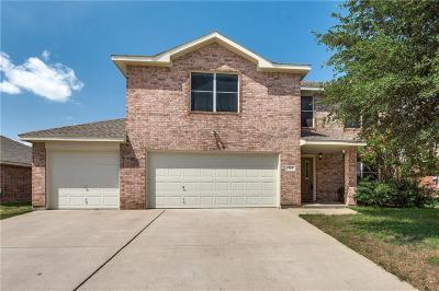 Saginaw Single Family Home For Sale: 712 Mallard Drive